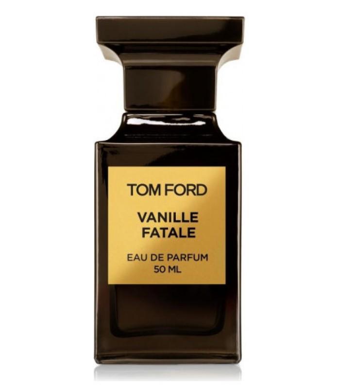 Картинка 25 ml Остаток во флаконе Tom Ford Vanille Fatale пробники отливанты оригинальных духов