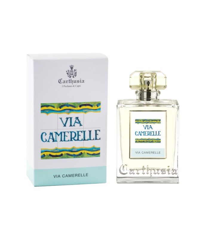 Картинка Carthusia  Via Camerelle пробники отливанты оригинальных духов