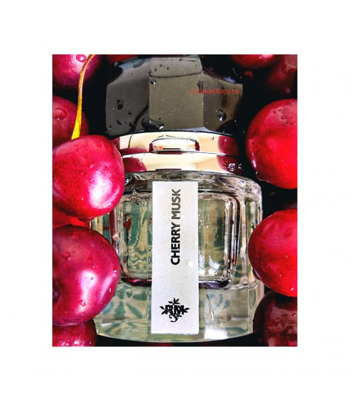 Картинка 25 ml Остаток во флаконе Ramon Monegal  Cherry Musk купить духи