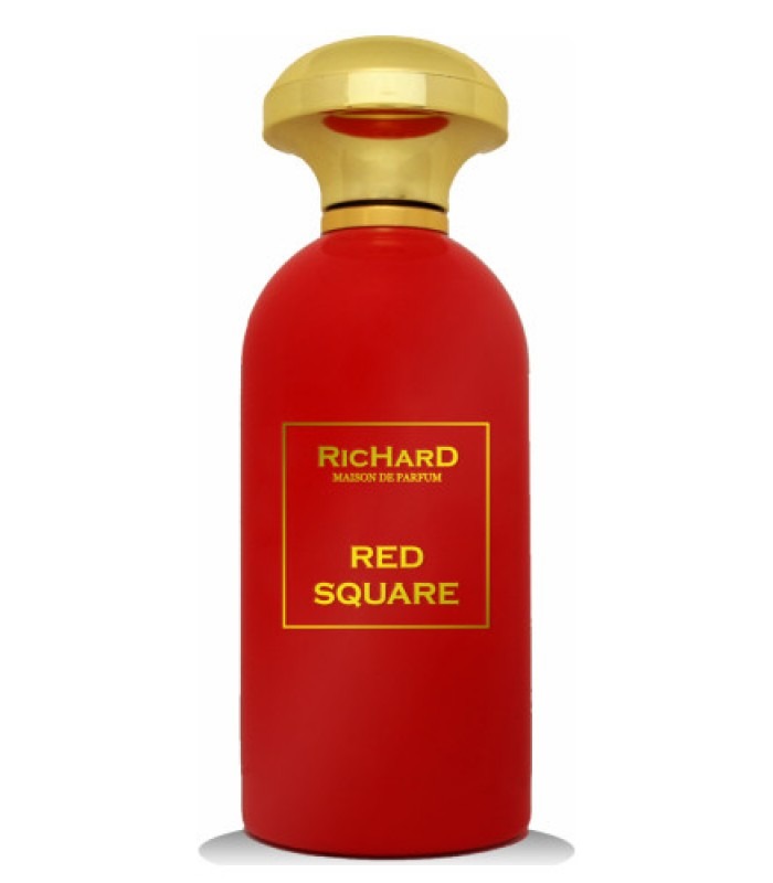 100 ml  Richard Red Square