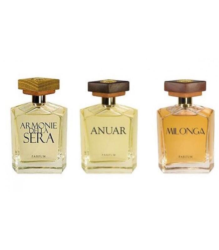 Картинка Diadema Exclusif SET Anuar 15ml +Armonie 15ml +Milonga 15ml Parfum пробники отливанты оригинальных духов