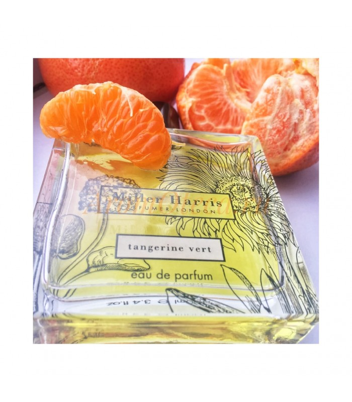 Картинка Miller Harris Tangerine Vert купить духи