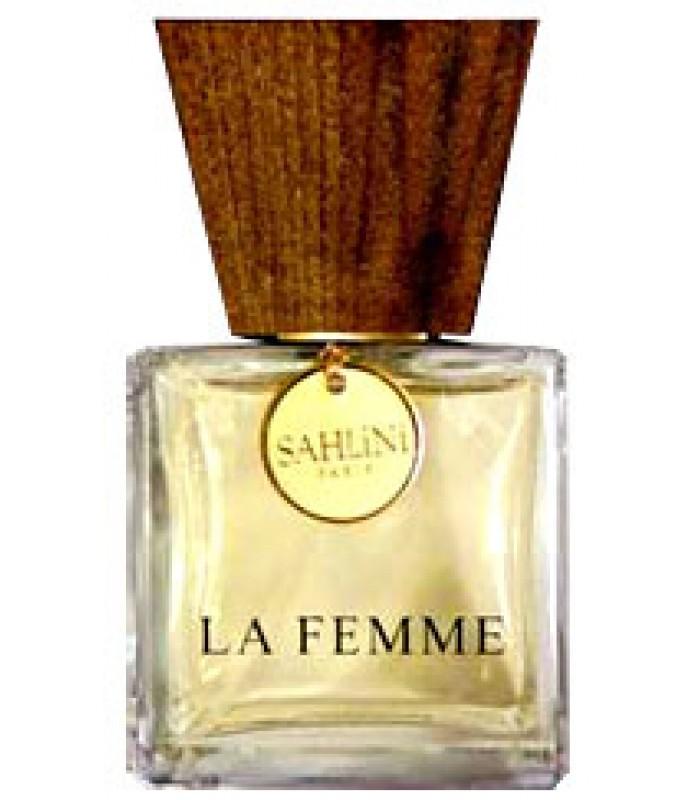 Картинка 10 ml Sahlini Parfums La Femme пробники отливанты оригинальных духов